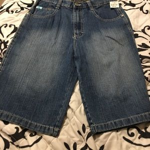 Boys size 12 South Pole denim shorts